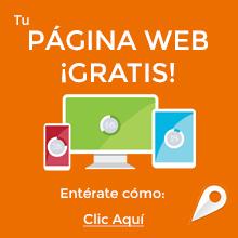 Página Web en Cancún